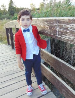 παιδικό ρούχο σάκακι