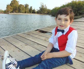γιλέκο-παντελόνι κουστούμι