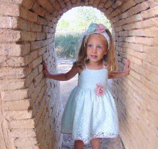 Φόρεμα πριν τη βάπτιση Sara s Collection d23740d5e50