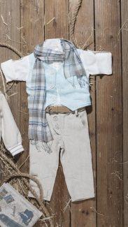 Ρούχα πριν την βάπτιση Sara s Collection 6b79a7bf8f6