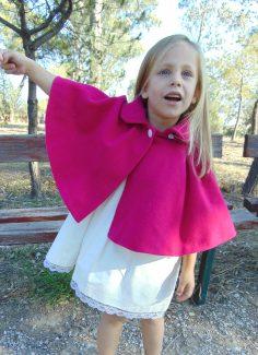 παιδικό παλτό μοσχάτο