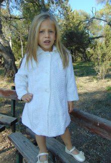 παιδικό παλτό γαλάτσι