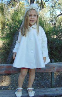 παιδικό παλτό ερυθραία