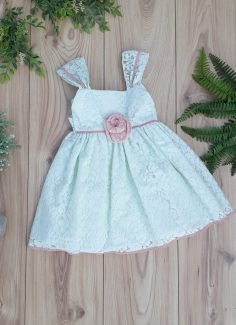 δαντελένιο βεραμαν φόρεμα δαντελένιο βεραμάν βαπτιστικό φόρεμα βεραμαν βάπτιση βεραμάν βαπτιστικά βεραμάν στολισμός εκκλησίας