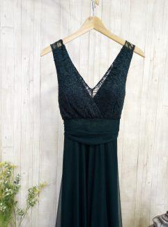 βραδινα_πρασινα_φορέματα