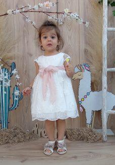 βαπτιστικό φορεματάκι δαντελένιο φόρεμα βάπτισης δαντελα